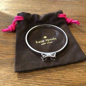 "Beautiful authentic silver ""Kate Spade"" bracelet!"